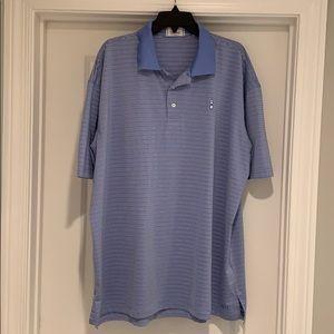 McIlhenny Dry Goods Tabasco golf shirt